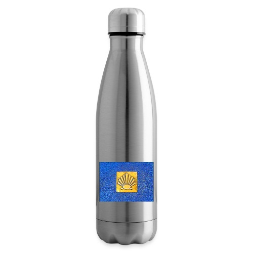 Scallop Shell Camino de Santiago - Insulated Water Bottle