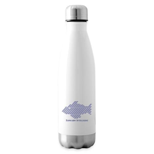 Schwarmintelligenz (Premium Shirt) - Isolierflasche