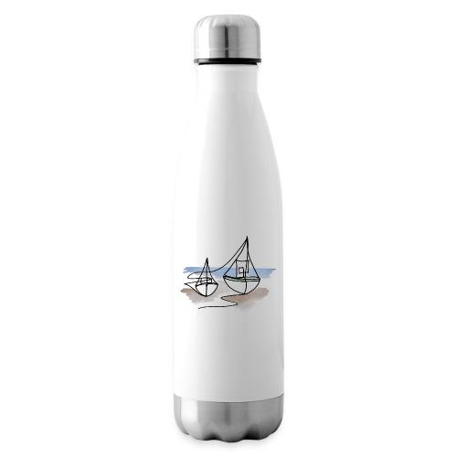 Fiskerbåde 3 - Termoflaske
