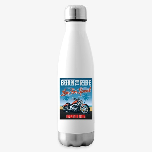 Summer 2021 - Born to ride - Termica Bottiglia