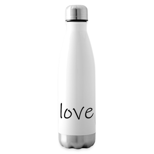 LOVE - Isolierflasche