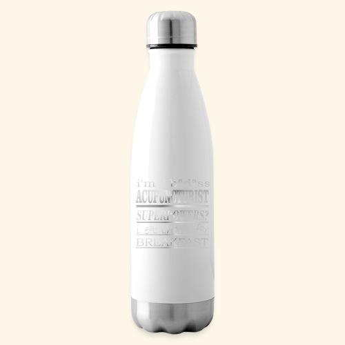 ACUPUNCTURIST - Termica Bottiglia