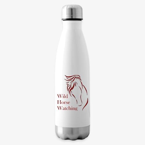 Logo Aveto Wild Horses - Termica Bottiglia