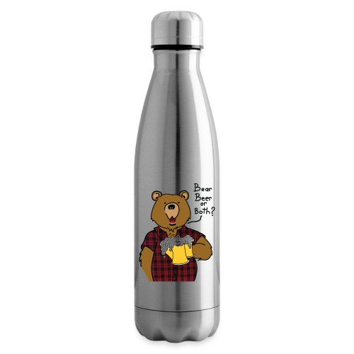 Beer and Bear - Bouteille isotherme