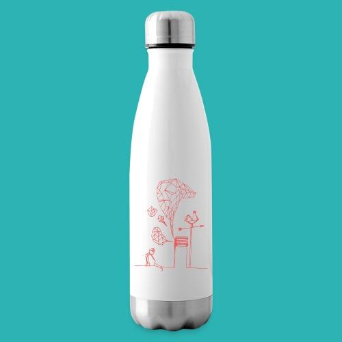 Carta_gatta_pink-png - Termica Bottiglia
