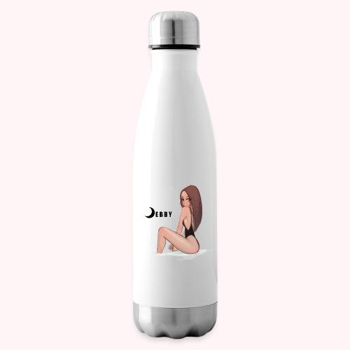 Brunette Girl - Termica Bottiglia