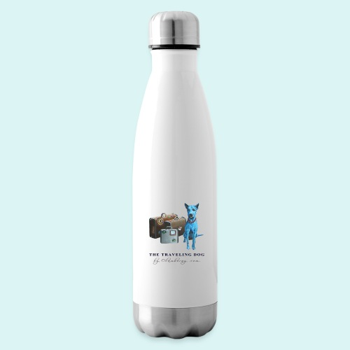Laly Blue Big - Insulated Water Bottle