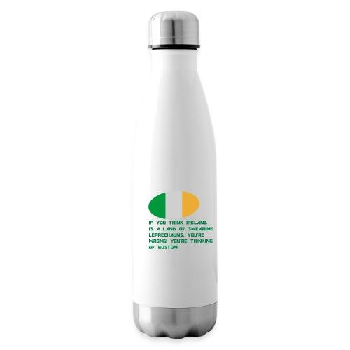 IRELAND MERCH - Insulated Water Bottle