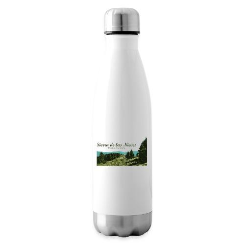 Sierra de las Nieves Parque Nacional - Botella térmica