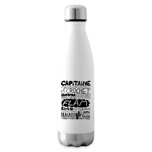 capitaine - Bouteille isotherme