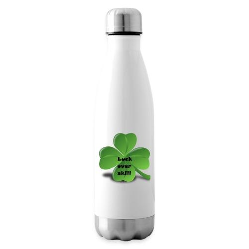 Luck over skill - Isolert flaske