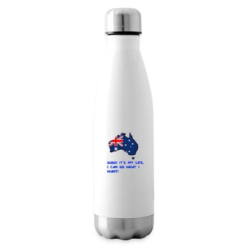 AUSTRALIAN MERCH - Insulated Water Bottle