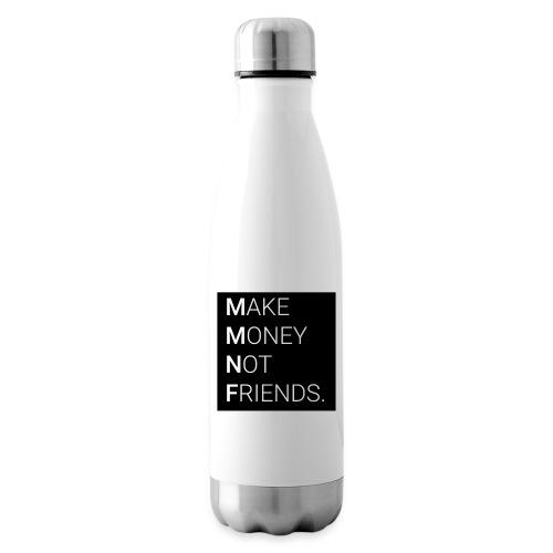 Creando Dinero sin amigos - Botella térmica