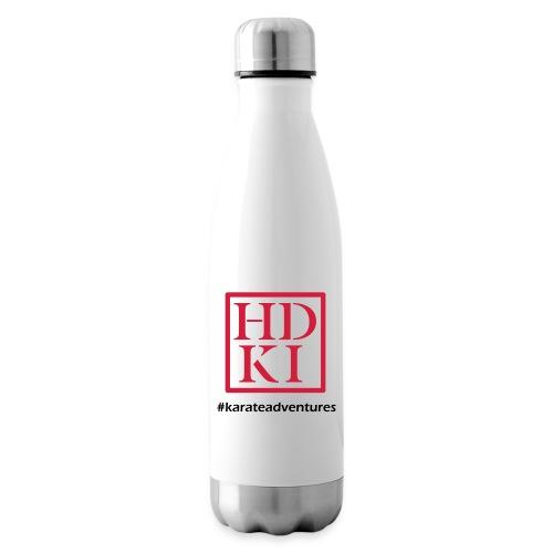 HDKI karateadventures - Insulated Water Bottle