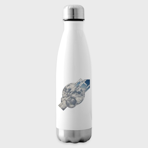 Abstract Cloud - Isolierflasche