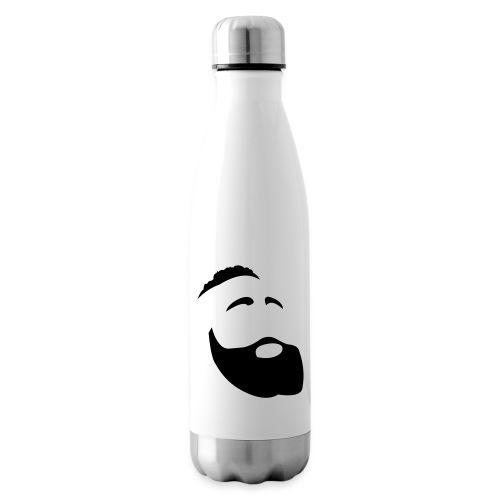 Il Barba, the Beard black - Termica Bottiglia