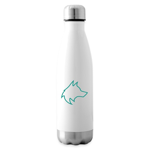 Wolf Pack Logo (NEW) - Insulated Water Bottle