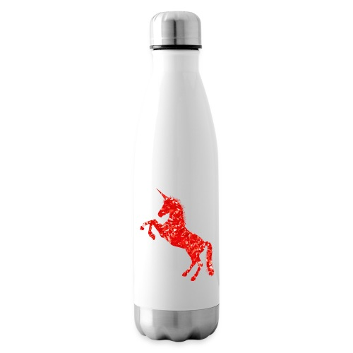 unicorn red - Termos