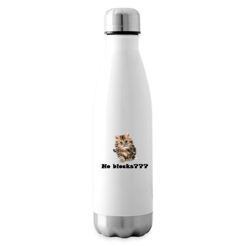 No block kitten - Isolert flaske