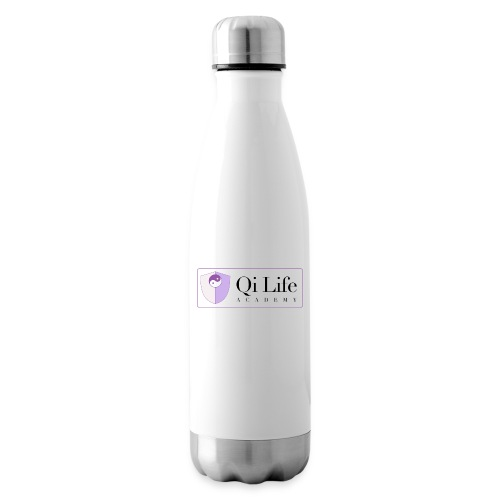 Qi Life Academy Promo Gear - Insulated Water Bottle
