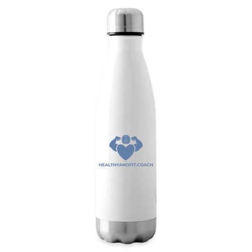 Original on Transparent - Insulated Water Bottle
