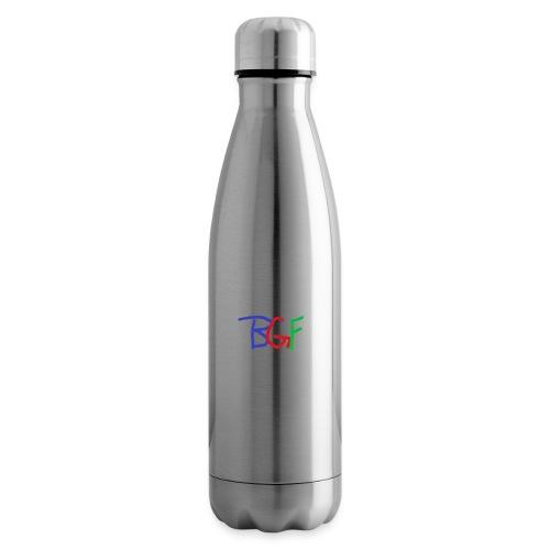 The OG BGF logo! - Insulated Water Bottle