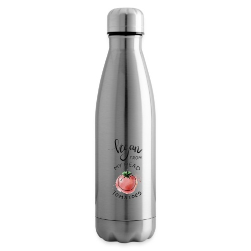 Vegan from my head Tomatoes - Isolierflasche