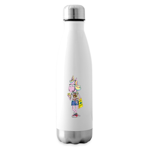 Licorne & Geek - Bouteille isotherme