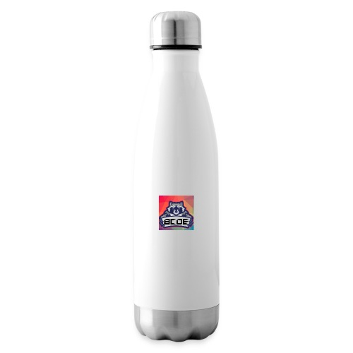 bcde_logo - Isolierflasche