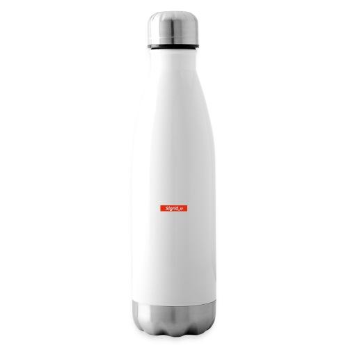 Sigrid_uBoxLogo - Isolert flaske
