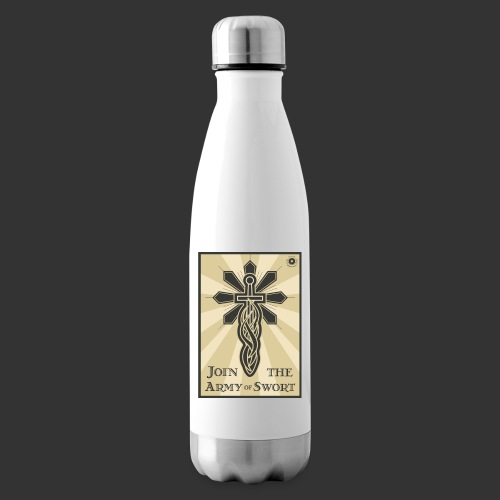 Join the army jpg - Insulated Water Bottle
