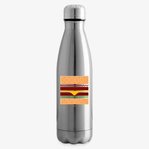 Square Burger - Termica Bottiglia