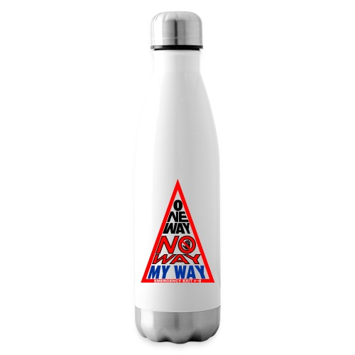 No way - Termica Bottiglia