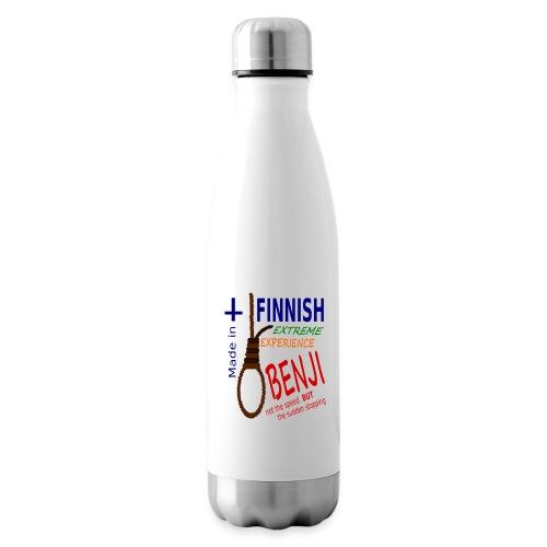 FINNISH-BENJI - Insulated Water Bottle