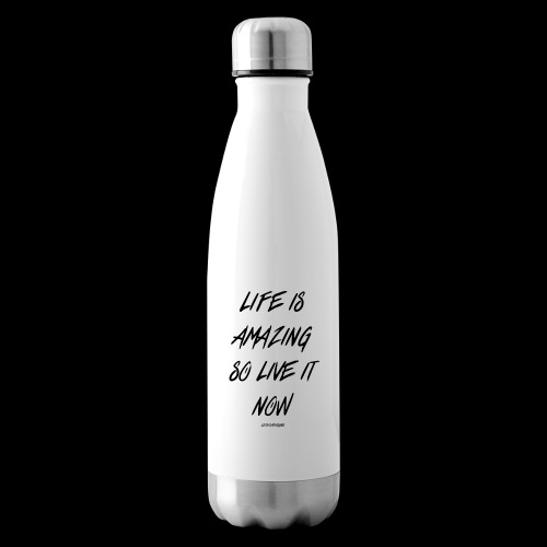 Life is amazing Samsung Case - Insulated Water Bottle