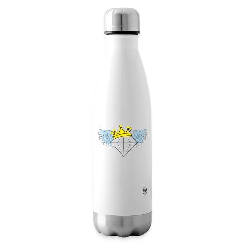 King Diamond Wings - Insulated Water Bottle