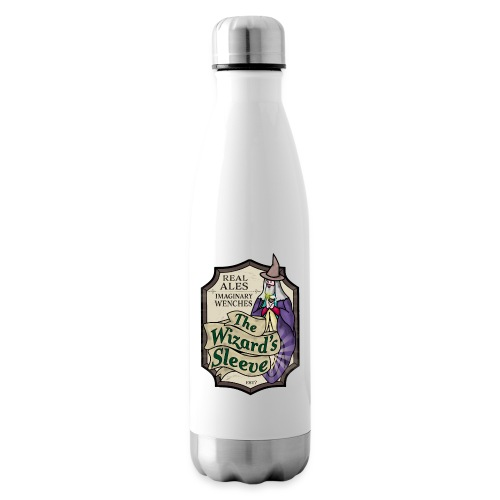 Wizard's Sleeve Pub Sign - Insulated Water Bottle