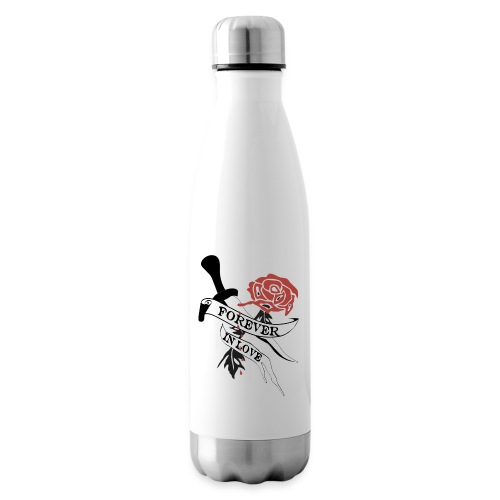 Forever in Love - Isolierflasche