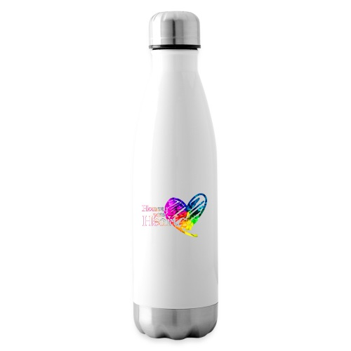 Honour Your Heart 2021 - Insulated Water Bottle