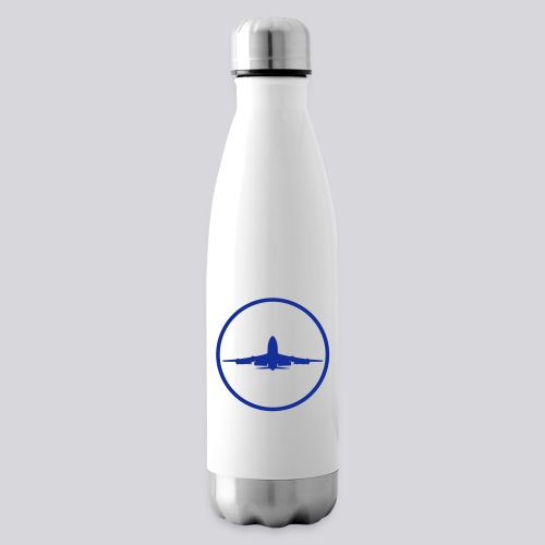 IVAO (Blue Symbol) - Insulated Water Bottle