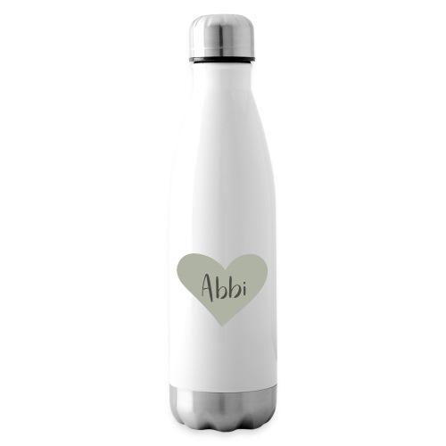 Abbi - hjärta - Termosflaska