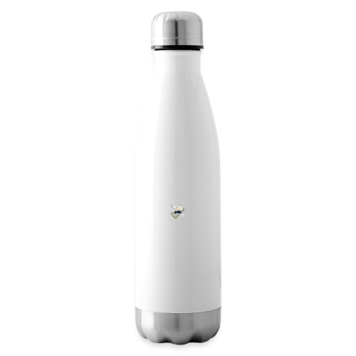 Money is strong - Insulated Water Bottle