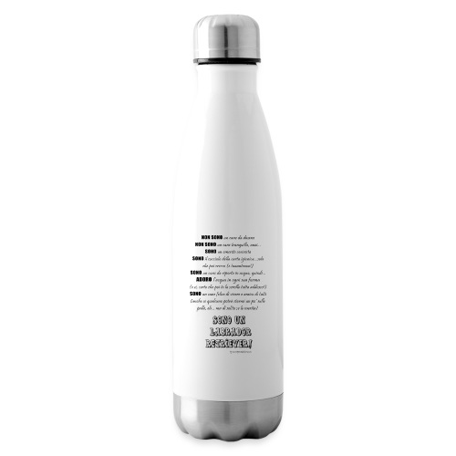 Vero standard Labrador - Termica Bottiglia