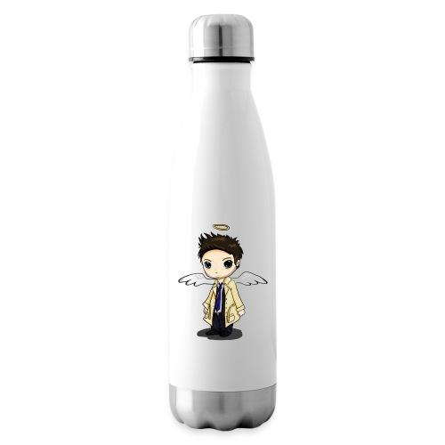 Team Castiel (dark) - Insulated Water Bottle
