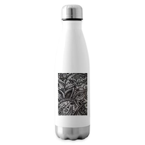 henna - Insulated Water Bottle