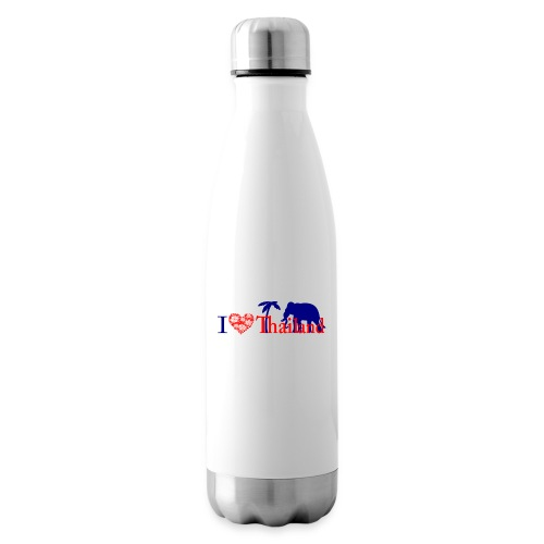 I love Thailand - Insulated Water Bottle