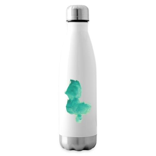grünes Küken - Isolierflasche