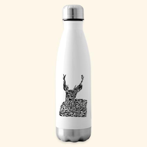 deer black and white - Termospullo