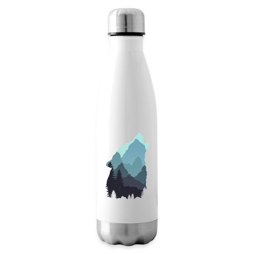 Wolf - Insulated Water Bottle