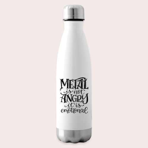 METAL is not ANGRY - Isolierflasche